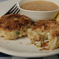 South East Asian Style Crab Cakes