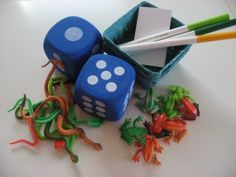 Dice & Counting Game