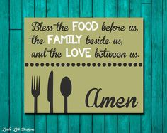 wall art, dining rooms, christian decor, dine room, vinyl quotes