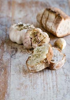 garlic bread.