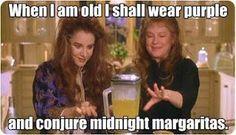 Totally. practical magic, practic magic, coconuts, drink, midnight margarita, bubbles, margaritas, aunts, limes