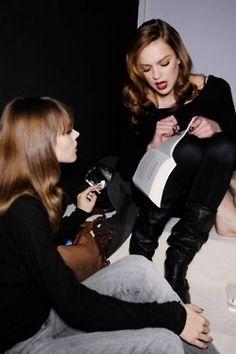 Glamour, models, Brunettes
