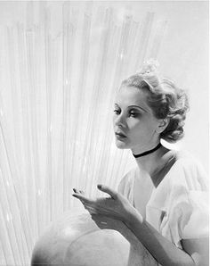 Natalie Paley by Cecil Beaton