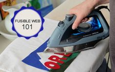 How to Use Fusible Web for Appliqué