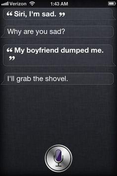 Oh, Siri