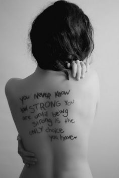 sayings, inner strength, stay strong, tattoos, thought, true, inspirational quotes, a tattoo, live