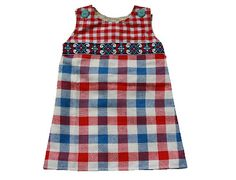 Free pattern Dutch baby dress (4 different sizes)