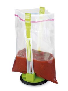 Baggy Rack (set of 2) - Hold baggys, baggy rack, handsfree baggy holder | Solutions