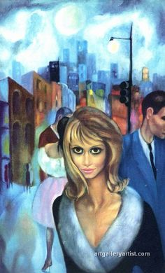 margaret+keane+paintings | Margaret Keane Paintings
