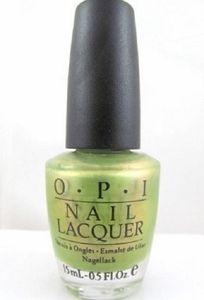 OPI Electric Eel Nail Polish NLB42