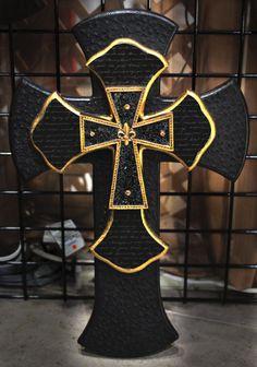 Custom made cross