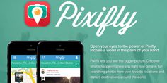Pixifly is like a time machine for #Instagram users. #free