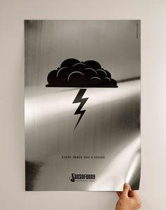 """""""Thunder"""" by DDB. Fun!"""
