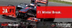 McLaren and testing in Jerez:-)