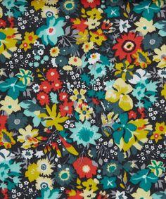 Liberty Art Fabrics Manuela E Tana Lawn | Fabric by Liberty Art Fabrics | Liberty.co.uk