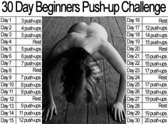 im so going to do this. I hate that ive never been able to really do pushups. But question? Do i have to do them naked like in the pic?