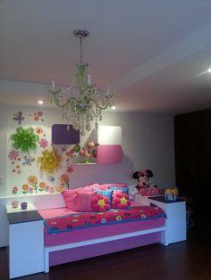 Alcoba infantil on pinterest tea caddy room makeovers for Decoracion de alcobas modernas