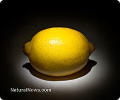 cancer cure, food journal, lemon