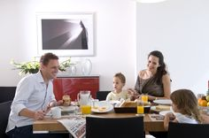 Jumeirah Living World Trade Centre Residences- Family Dining Room- Breakfast