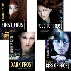 First Frost by Jennifer Estep