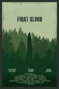 First Blood (Rambo 1) by edgarascensao on deviantART
