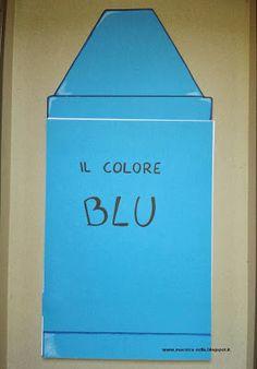 Filastrocche illustrate on pinterest for Maestra nella il libro dei colori