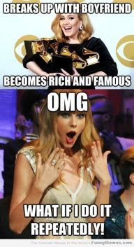 Funny memes – [Breaks up with boyfriend] Taylors Swift Humor, Taylor Swift, Funny Pictures, Funny Jokes, Taylors Swift Funny, Funny Bones, Funny Stuff, Funny Memes, Swift Logic