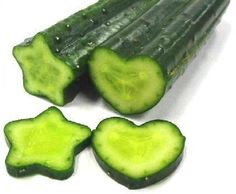 How to Grow Heart or Star Shaped Cucumbers gardening