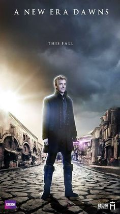 Welcome, Peter Capaldi!