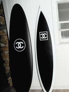 Chanel surfboard