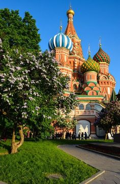 St. Basil's Cathedra