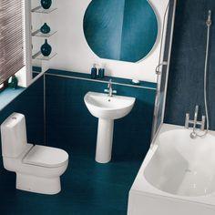 Vogue Shower Bath Suite