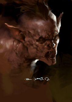 Vampire by zhanglu on dA