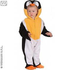 Disfraz de Pinguino #infantil #disfraces #carnaval