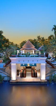Luxury Spa- Banyan Tree Spa Sanctuary, Phuket, Thailand- ♔LadyLuxury♔
