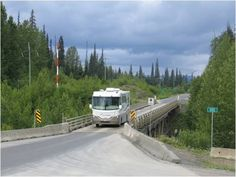 road trip, highway road, alaska road