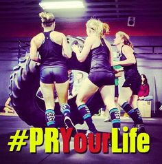 """Introducing the new """"PR Wednesday"""" Contest!  Every Wednesday, Instagram photos of your Life PRs - both inside and outside of the gym - for your chance to win a free shirt or tank top from Compete Every Day!  Don't forget to tag us and use the hashtags #CompeteEveryDay and #PRYourLife so that we can find your awesome photos!  #CompeteEveryDay #Inspiration #Inspire #Motivation #fitspiration #PRYourLife #CrossFit #PRWednesday #FitLife #GymMotivation #CrossFitMotivation"""