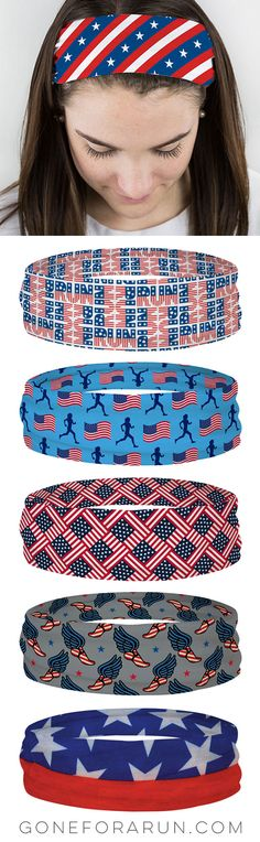 Patriotic RokBANDs a