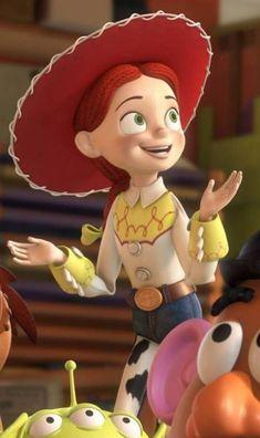Jessie from Toy Story