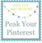Reviews on Pinterest ideas, recipes etc by someone who has actually tried them!