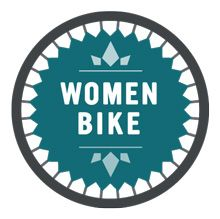 A resource for women who currently ride bikes and women thinking about getting on a bike!