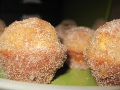 The Arizona Russums: Donut Muffins