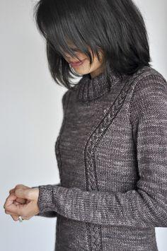 Ravelry: Poivre & Sel pattern by Elise Dupont