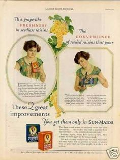 History of Raisins and Dried Fruit  SunMaid