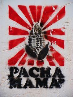 Pachamama in Cusco Peru