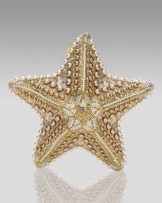 Judith Leiber Starfish Minaudiere
