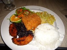 Costa Rican comida | Costa Rica: La Comida de Costa Rica More