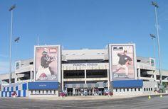 Memorial Stadium; Ft. Wayne, Indiana; Saw the Fort Wayne Wizards play here in 2008