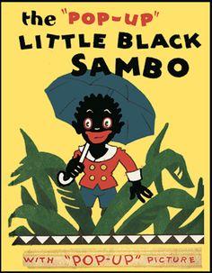 Little Black Sambo, cover art, Kurt Wiese