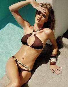 Rosie Huntington-Whiteley bikini m.4.25 moved from @Kythoni Rosie Huntington-Whiteley board http://www.pinterest.com/kythoni/rosie-huntington-whiteley/ #KyFun